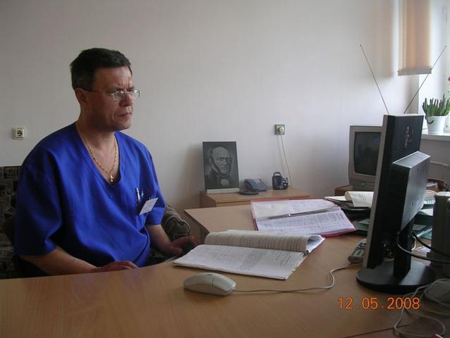 хірург-ординатор хірургічного центру